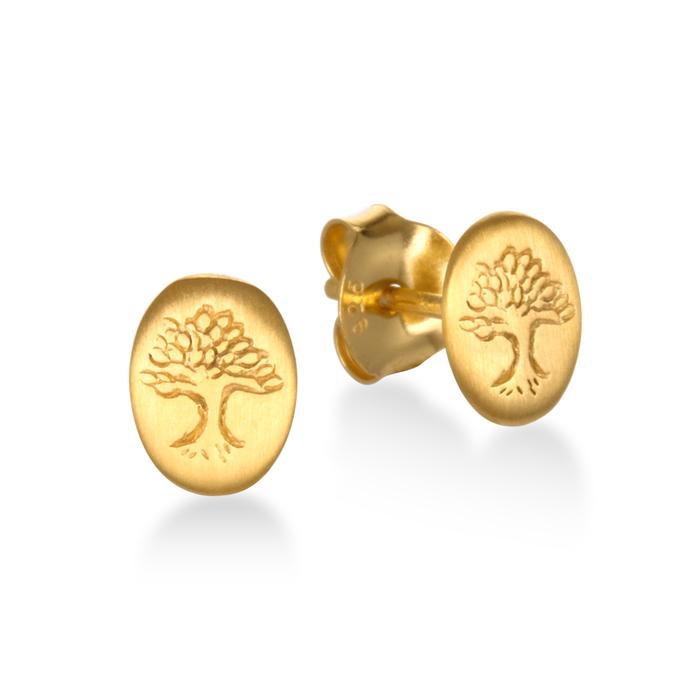 Satya Tree Earings